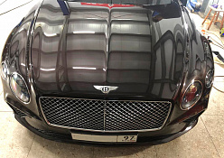 Брендирование Bentley Continental GT III
